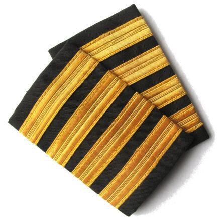 Нашивки командирски – различни цветове