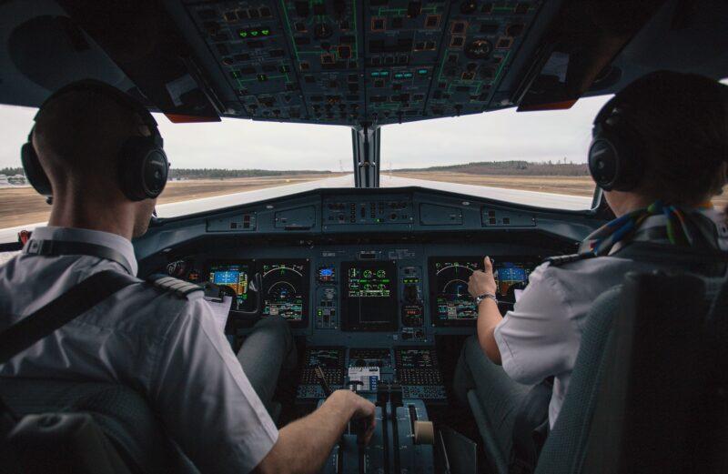 От гладни пилоти към глад за пилоти